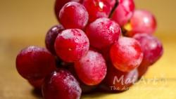 Aromat czerwone winogrona