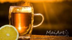 Aromat herbata z cytryną