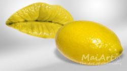 Premix budyń cytrynowy