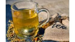 Premix peach green tea
