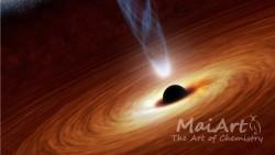 Aromat black hole