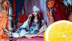 Aromat shisha lemon