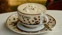 Premix cappuccino rumowe