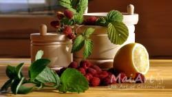 Aromat raspberry collins