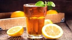Aromat lemon ice tea