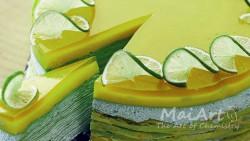 Aromix ciasto cytrynowe