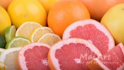 Aromat grapefruit