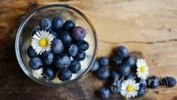 Premix budyń jagodowy