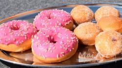 Aromix blueberry donut