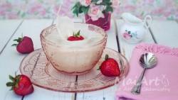 Aromat budyń truskawkowy
