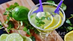 Aromat cytryna z miętą