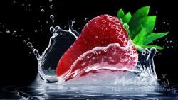 Aromat strawberry punch