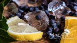 Aromat cool blueberries
