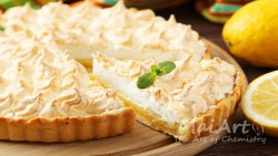 Premix lemon tart