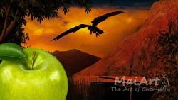 Aromix dragon's apple