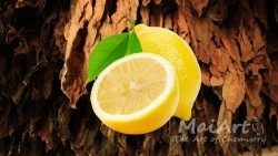 Aromat yellow smokey